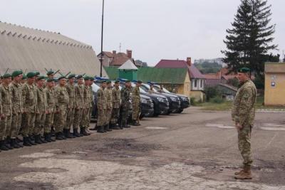 Охорону кордону на Буковині підсилять курсанти академії (ФОТО)