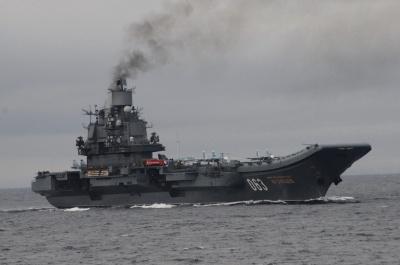 Росія відправляє до берегів Сирії свій авіаносний крейсер