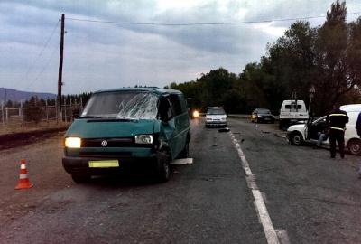 На Буковині у ДТП зіштовхнулися три авто