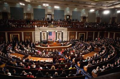 Палата представників Конгресу США схвалила закон про підтримку України