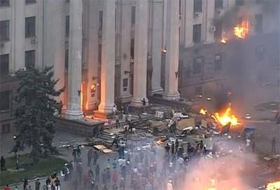 Луценко: Слідство встановило організаторів трагічних подій 2 травня в Одесі