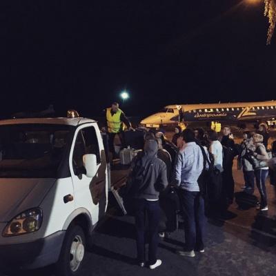 """Відомий мандрівник порівняв аеропорт """"Чернівці"""" зі звичайним вокзалом"""