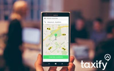 В Україні з'явився конкурент Uber