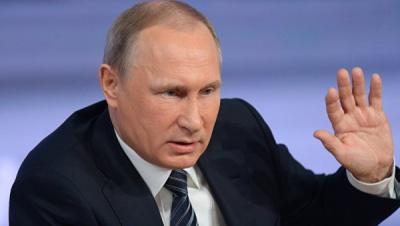 Путін звинуватив комуністів у розвалі СРСР