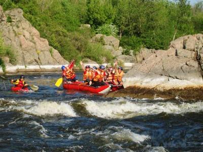 Буковинці відзначилися на чемпіонаті України з водного туризму