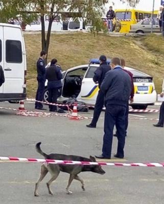 У Дніпрі порушник застрелив поліцейського та поранив його напарницю