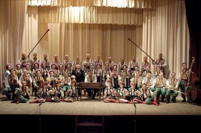 У Чернівцях до Дня міста відбудеться концерт за участю митців Буковини