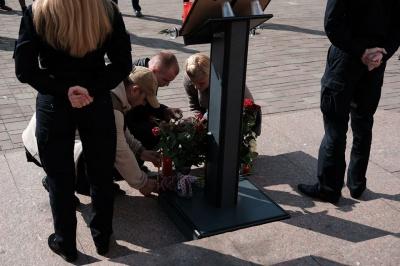 «Мені пощастило, що моя мама цього дня не дивилася телевізор», - патрульна з Чернівців про загибель колег
