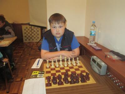 Чернівецький шахіст Білич став кращим серед 14-річних
