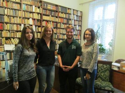 «Чернівці можна сплутати з Віднем», - австрійські студенти
