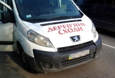 На Буковині сталося ДТП за участю трьох авто