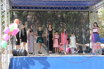У День міста в Чернівцях - безкоштовні розваги для дітей та міські тролейбуси
