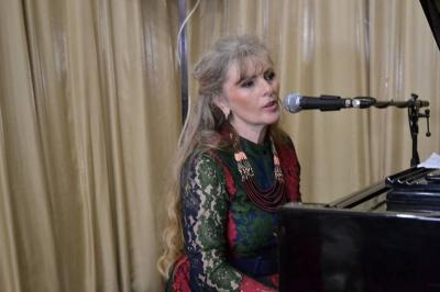 Концерт співаної поезії у Чернівцях зібрав аншлаг (ФОТО)