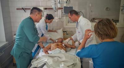 Важко поранений в АТО буковинець потребує допомоги