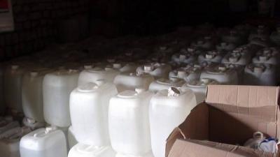 На Харківщині затримали організатора виготовлення сурогатної горілки, від якої загинули 35 осіб