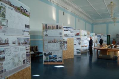 Архітектори привезли до Чернівців дипломні проекти