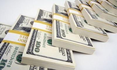На рахунок України надійшов мільярд доларів від випуску євроблігацій