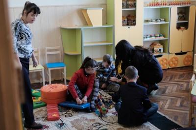 Модель з Чернівців допомогла облаштувати сенсорну кімату для діток з особливими потребами (ФОТО)