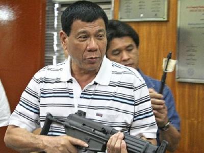 Президент Філіппін заявив про готовність вбити 3 мільйони наркоманів