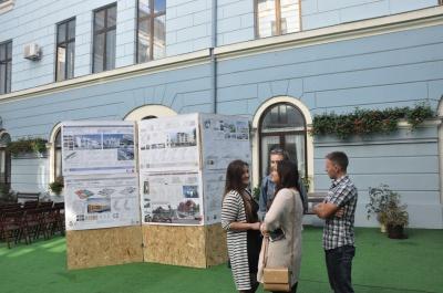 Підземний музей та оновлена площа Філармонії: студенти-архітектори презентували свої ідеї (ФОТО)