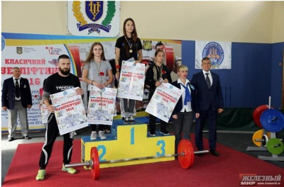 Буковинські силачі здобули чотири нагороди на чемпіонаті України