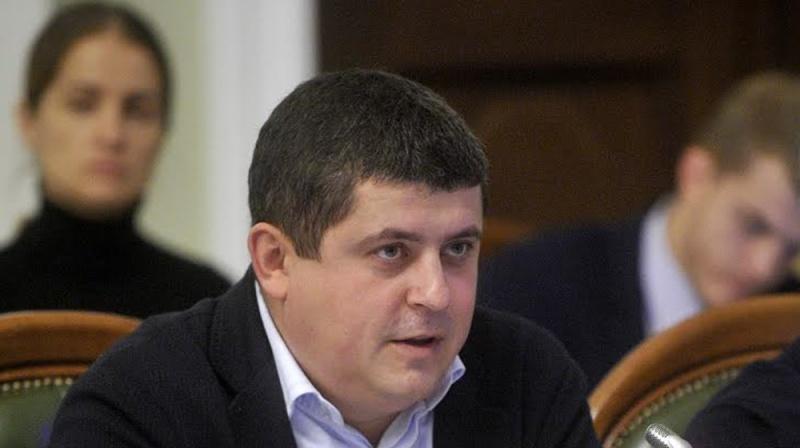 Бурбак закликав посилити санкції України проти Росії