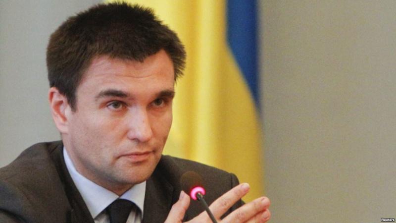 Клімкін виступив завихід України зСНД