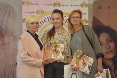 Майстрині з Чернівців перемогли на конкурсі краси (ФОТО)