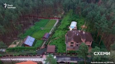 Соратник Луценка переписав розкішний маєток на свою маму, яка проживає в Чернівцях