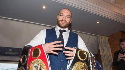 Боксер-важковаговик Тайсон Ф'юрі заявив про завершення кар'єри
