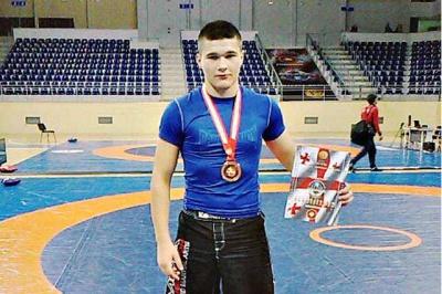 Буковинець став віце-чемпіоном світу з панкратіону