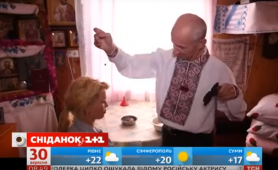 Molfar from Bukovina told reporters, when Ukraine will end the war (VIDEO)
