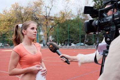 У студмістечку ЧНУ урочисто відкрили спортмайданчик зі штучним покриттям (ФОТО)