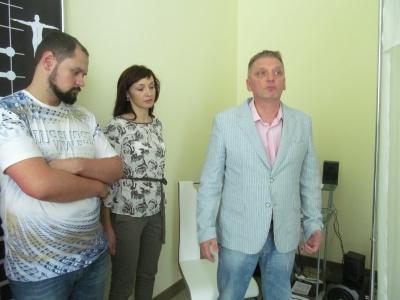 У Чернівцях відкрили представництво організації, що пропагує лікування методом остеопатії