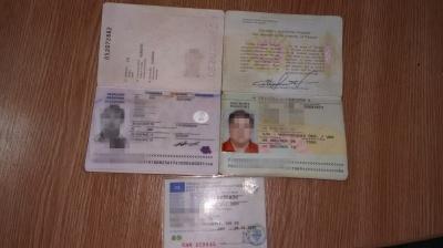 На Буковине чиновник пытался выехать за границу по румынскому паспорту на авто с чешскими номерами
