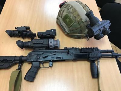 Радник президента показав нову екіперовку для українських десантників