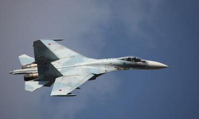 Разведка: Российские ВКС тренировались наносить удары по Украине с территории Беларуси