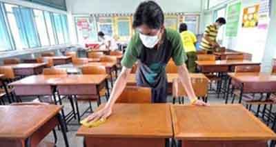 На Буковині закриють на карантин школи, де на ГРВІ хворітимуть 20 відсотків школярів