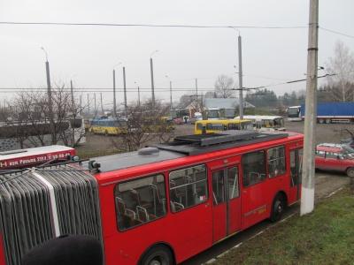 Нові тролейбуси у Чернівцях матимуть п'ять пічок та три вентилятори