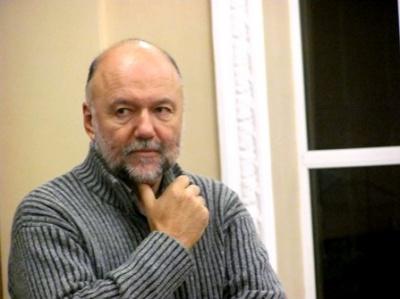 Писатель Андрей Курков презентовал в Черновцах самую новую книгу