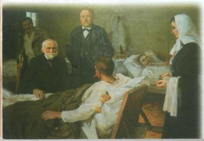 М. І. Пирогов – засновник Військово-польової хірургії