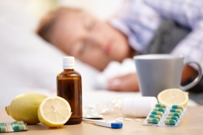 Буковина лідирує за кількістю хворих на ГРВІ та грип по Україні