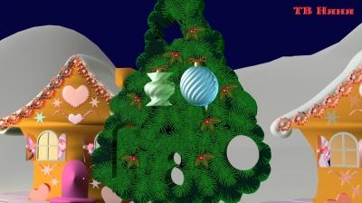 В Черновцах создали развивающий мультфильм для детей на рождественскую тематику (ВИДЕО)