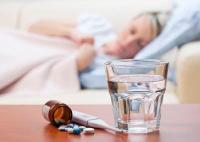 У Чернівцях захворюваність на ГРВІ зростає: у дитячій лікарні всі ліжка заповнені хворими