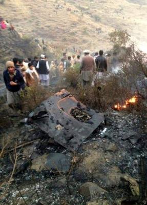 У Пакістані розбився пасажирський літак. 48 людей загинули