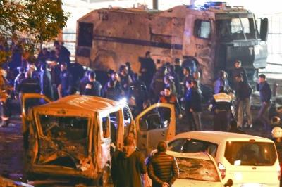 Теракт у Туреччині. В Результаті вибуху загинули 29 людей