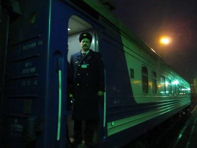 З Чернівців починає курсувати швидкий потяг до Харкова (ФОТО)