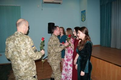 Чернівецьких прикордонників привітали з прийдешнім Днем святого Миколая (ФОТО)