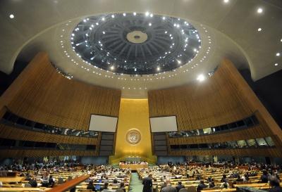 Генеральна Асамблея ООН ухвалила резолюцію щодо Криму