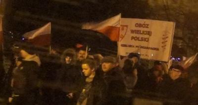 У Польщі висунуто звинувачення за антиукраїнські гасла на мітингу